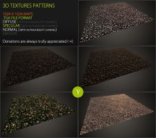 Free textures pack 50 by Nobiax