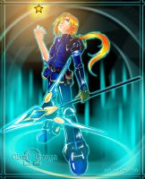 .:.:.Clest Omega fanart.:.:. by CrazyMilk