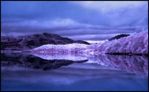 The Trossachs II Infrared... by MichiLauke