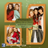 Photopack Png Hannah Montana (Elenco) #11 by BeluuBieberEditions
