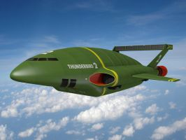 Thunderbird 2 by IDW01
