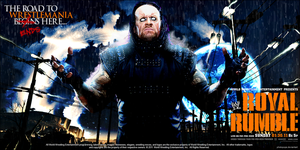 Undertaker Royal Rumble 2011 by Photopops