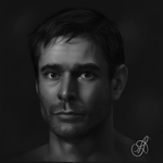 Man portrait study by PEIN74