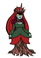 Day7- Plant girl by Noland005