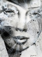 Traveler (speed painting) by jane-beata