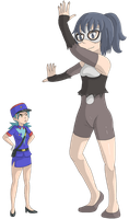 [Pokemon Diamond and Pearl] Dawn-lequint2 by Display-This-Anyway