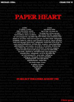 Paper Heart by animalgurl55