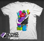 Dzine Clothing Monsters by DzineClothing