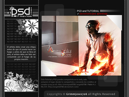 PSD and Tutorial - LP A.S. by angels0706