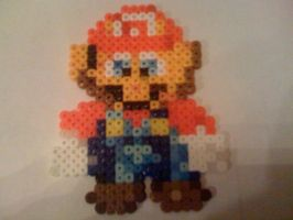 Super Mario RPG Bead Sprite by WickedAwesomeMario81