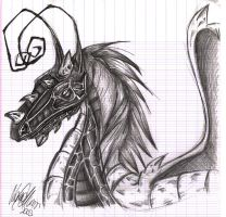 eugix made me draw this by lauretta18