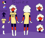 Swizz Reference sheet by Ghas-Sidust