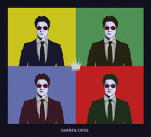 Darren Criss by AmeliaTonks