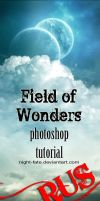 Field of wonders tutorial Ru by Masta-dhteam