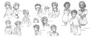 APH: New Country Concepts by fir3h34rt