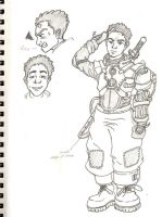 character sheet by MBato