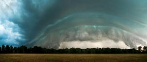 Shelf Panorama by JohnKyo