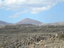 nature of Lanzarote by Er0tism