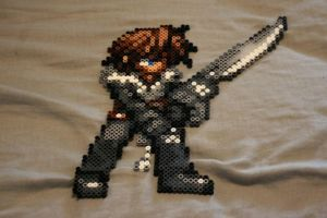 Squall Lionheart by Brentimous