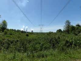 TNT Area - Power Lines and Power Plant by Sneas