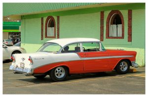 A 1956 Chevy by TheMan268