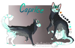 Caprice [sold!} by Stole-Your-Popsicle