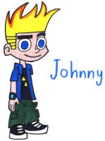 Johnny Test by YouCanDrawIt