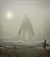 Fog Giant by HJeojeo