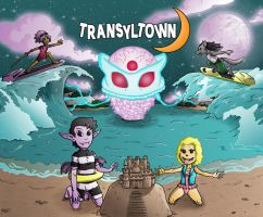 Transyltown Episode 4 Cover by IsaiahBroussard