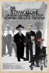 Dr Strangelove or How I Stopped Worriyng the Bomb by edgarascensao