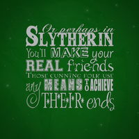 Slytherin by Tullerusk