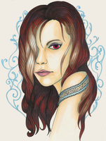 Isabella Cullen by Janked