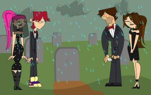 The Funeral by TattleTaylor