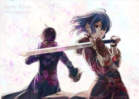 Morgan by carlmary