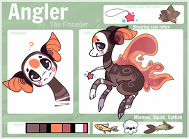 Angler :REF: by Sutexii