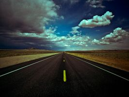 Long and Lonely Road by SafuanStyx
