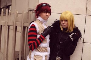 Mello and Matt 'Anarchy' by Hirako-f-w