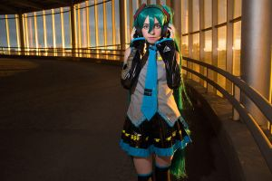 Hatsune Miku formal dress 2013 by YtkaMatilda