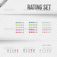 Rating - Karma sets by artnook
