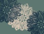 Grandma's Doilies by NolaOriginals