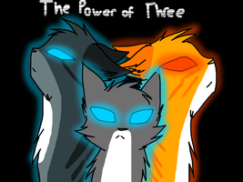 The Power of Three by RedpyramidSilentClan