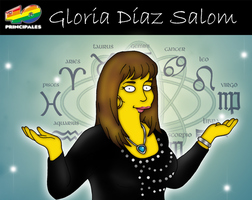 Gloria Diaz Salom by orl-graphics