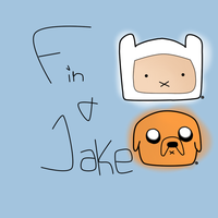 Finn and Jake by LilithTheSceneWhore
