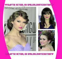 Swiftie Action by SMILERLOVATICedition