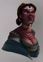 SW:ToR - Sith Sorceress Aysling by ElysianOrchid