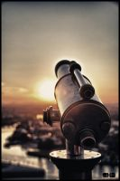 telescope by Bright-Shaddow