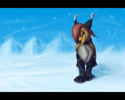 :snow: by L1nWerewolfess