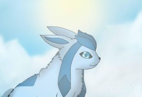 Glaceon by xHydro