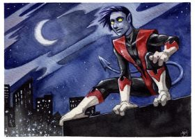 Nightcrawler by Luthie13