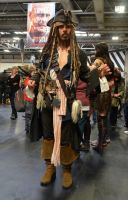 Captain Jack Sparrow Cosplay by masimage